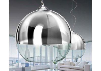 Azzardo Silver Ball 1 izzós függeszték