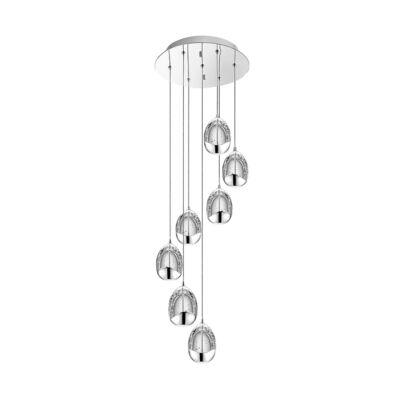 Nova Luce Bollicine LED függeszték