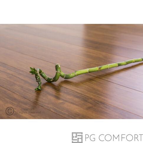 """Bambusz parketta Fonott """"Gőzölt"""" - 14mm tömör bambusz"""