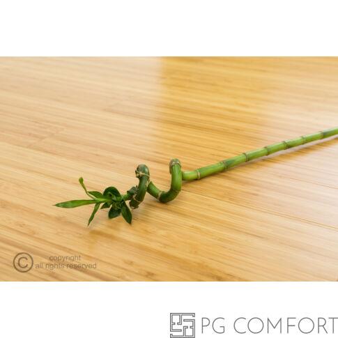"""Bambusz parketta Horizontális """"NATÚR"""" - 15mm tömör bambusz"""