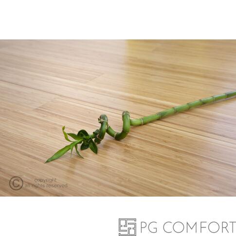 """Bambusz parketta Vertikális """"Gőzölt"""" - 15mm tömör bambusz"""