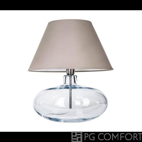 4Concepts Stockholm asztali lámpa-Fehér szürke