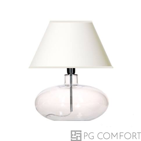 4Concepts Stockholm asztali lámpa-Fehér