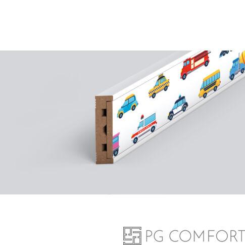 Funny Board Classen Gyermek Szegélylécek - autók