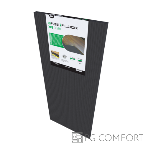 BaseFloor XPS Padlóalátét 3mm