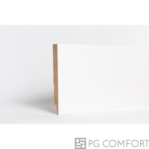 Classen - Coleus fehér mdf szegőléc - 12cm