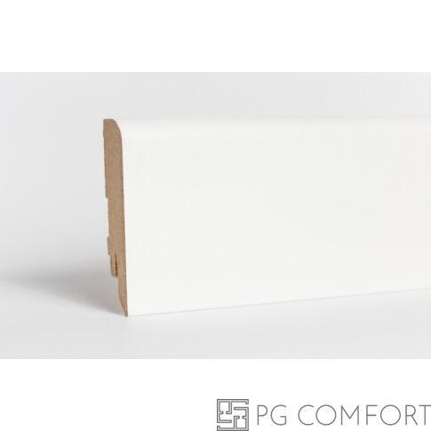 Classen - Basic festhető fehér mdf szegőléc - 9cm