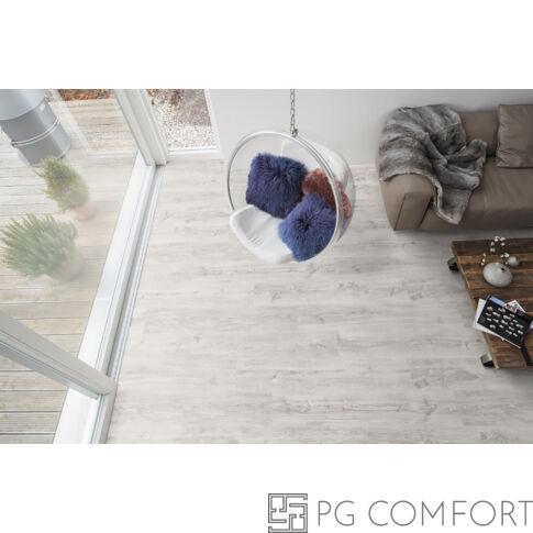 White Waltham Oak Laminált padló