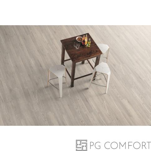 White Corton Oak Laminált padló
