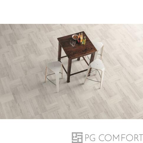 White Clifton Oak Laminált padló