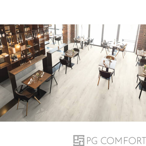 Cortina Oak white Laminált padló
