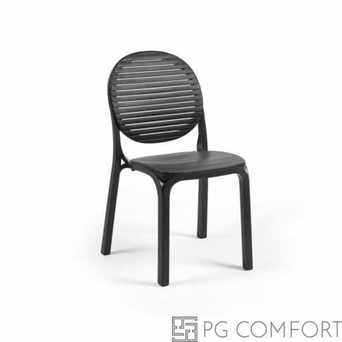 Nardi Dalia szék - Antracit szürke színben
