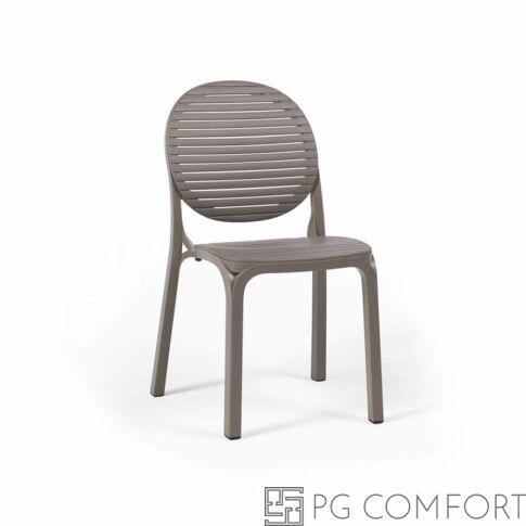 Nardi Dalia szék - Galambszürke színben