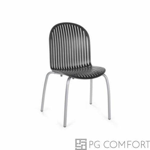 Nardi Ninfea Dinner szék - Antracit szürke színben