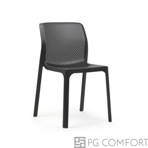 Nardi Bit szék - Antracit szürke színben