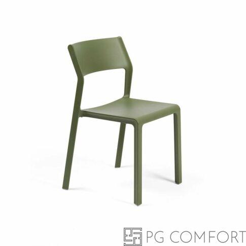 Nardi Trill Bistrot szék - Agave zöld színben