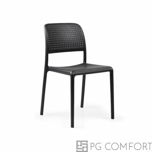 Nardi Bora Bistrot szék - Antracit szürke színben