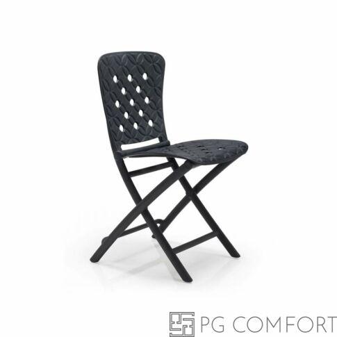 Nardi Zac Spring szék - Antracit szürke színben