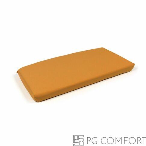 Nardi Cuscino Net Bench kiegészítő padpárna - 7 cm - Mustár sárga színű