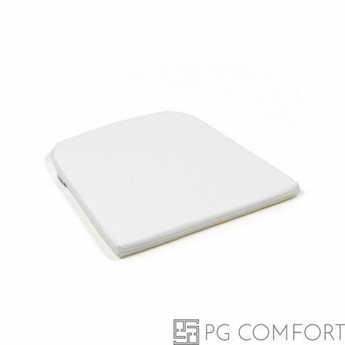 Nardi Cuscino  Net kiegészítő habpárna - 3,5 cm - Fehér színű