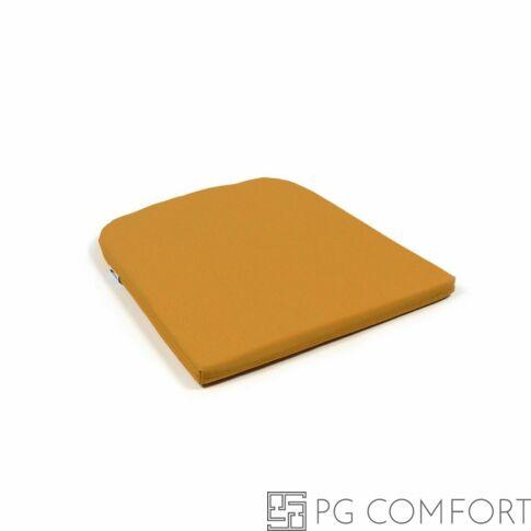Nardi Cuscino  Net kiegészítő habpárna - 3,5 cm - Mustár sárga színű