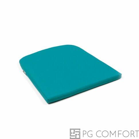 Nardi Cuscino  Net kiegészítő habpárna - 3,5 cm - Szardínia kék színű