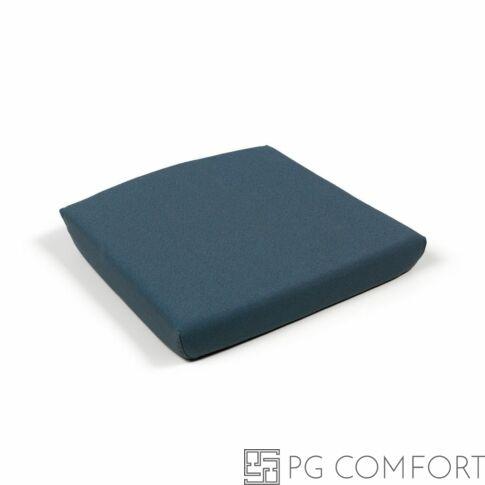 Nardi Cuscino Net Relax kiegészítő habpárna - 7,5 cm - Farmerkék színű