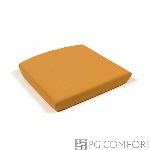 Nardi Cuscino Net Relax kiegészítő habpárna - 7,5 cm - Mustár sárga színű