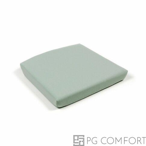 Nardi Cuscino Net Relax kiegészítő habpárna -7,5 cm - Zöld tea színű