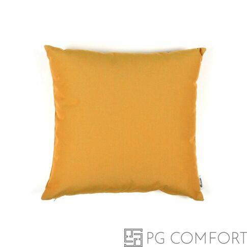 Nardi Cuscino Passepartout kiegészítő díszpárna - 16 cm - Mustár sárga színű