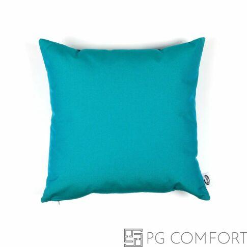 Nardi Cuscino Passepartout kiegészítő díszpárna - 16 cm - Szardínia kék színű
