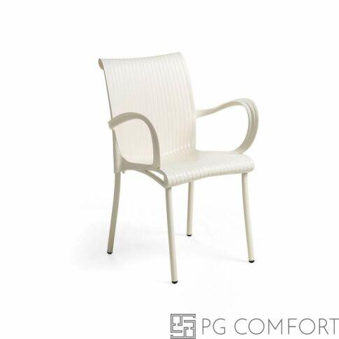 Nardi Dama szék - Vajszínű színben