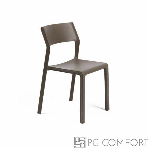Nardi Trill Bistrot szék - Dohány barna színben