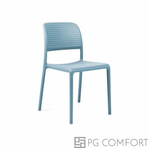 Nardi Bora Bistrot szék - Égszínkék színben