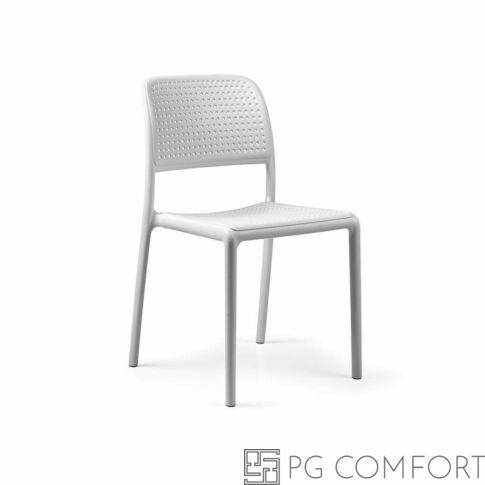 Nardi Bora Bistrot szék - Fehér színben