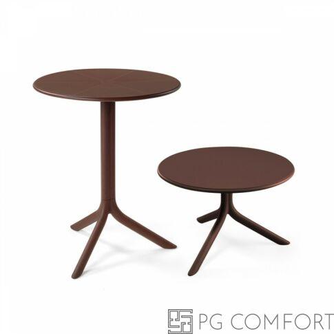 Nardi Spritz dohányzóasztal -  Kávé barna színben