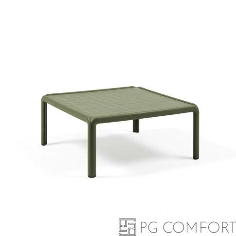 Nardi Komodo Tavolino dohányzóasztal - Agave zöld színben