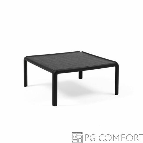 Nardi Komodo Tavolino dohányzóasztal - Antracit szürke színben
