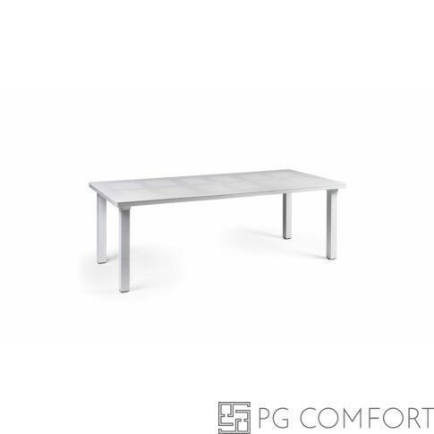 Nardi Levante kerti asztal - Fehér színben