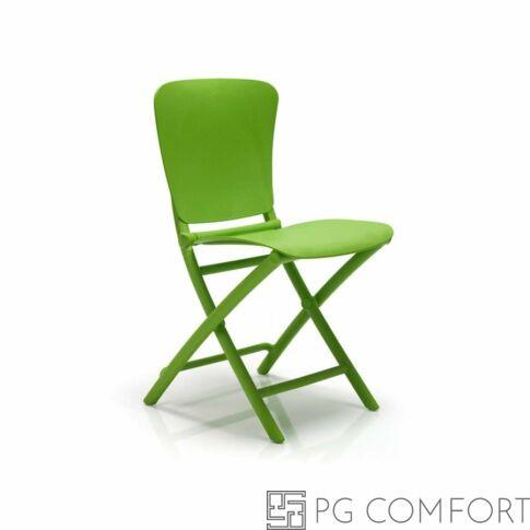 Nardi Zac Classic szék - Lime zöld színben