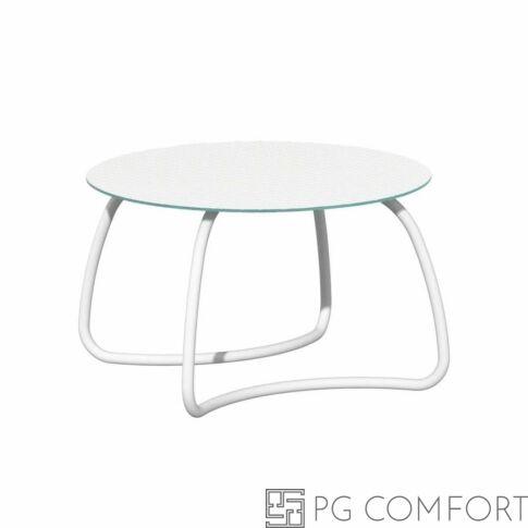 Nardi Loto Dinner Körasztal - 120 cm - Fehér színben