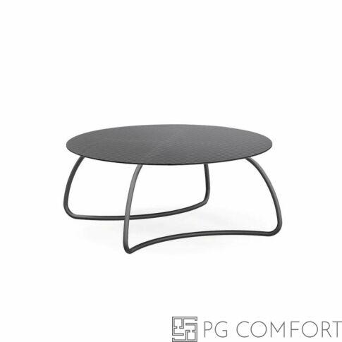 Nardi Loto Dinner Kör Étkezőasztal - 170 cm - Antracit szürke színben