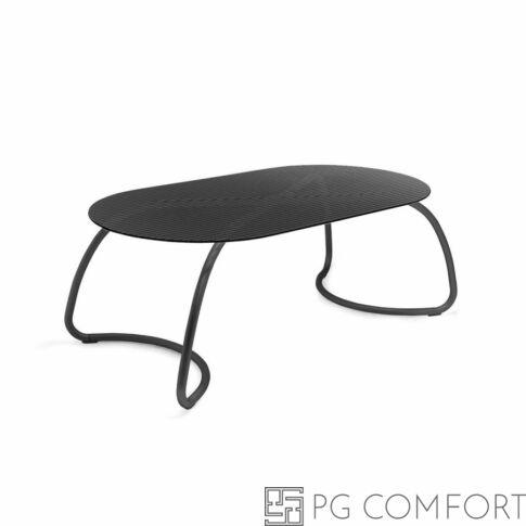 Nardi Loto Dinner Étkezőasztal - 190 cm - Antracit szürke színben