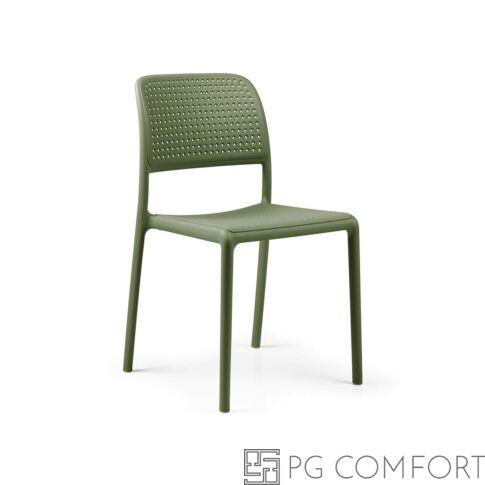 Nardi Bora Bistrot szék - Agave zöld színben