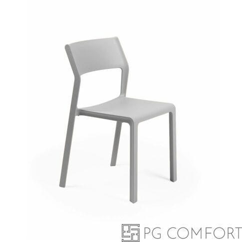 Nardi Trill Bistrot szék - Szürke színben