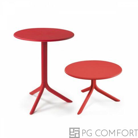Nardi Spritz dohányzóasztal - Korall piros színben