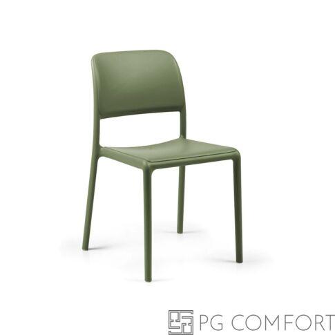 Nardi Riva Bistrot szék - Agave zöld színben