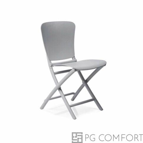 Nardi Zac Classic szék - Világos szürke színben