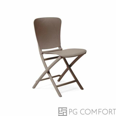Nardi Zac Classic szék - Galambszürke színben
