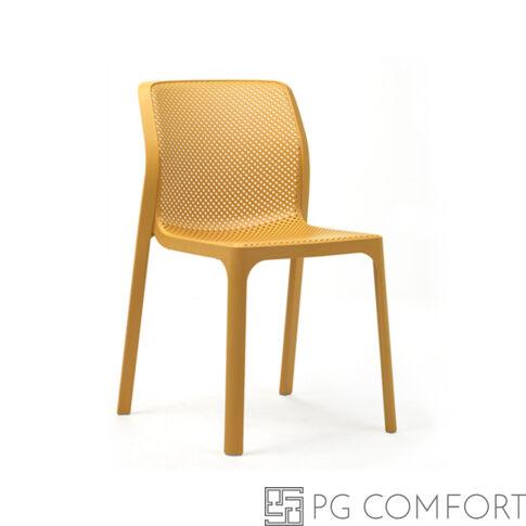 Nardi Bit szék - Mustár sárga színben